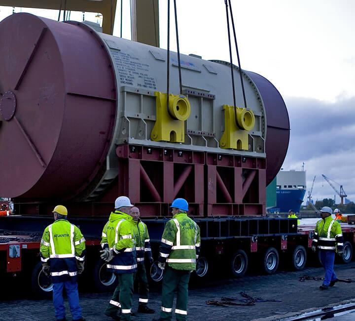 Breakbulk/Project Cargo